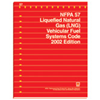 2002 NFPA 57: Liquefied Natural Gas (LNG) Vehicular Fuel Systems Code