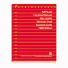 NFPA 57: Liquefied Natural Gas (LNG) Vehicular Fuel Systems Code, Prior Years