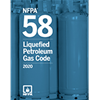 2020 NFPA 58 Code - Current Edition