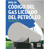 NFPA 58: Liquefied Petroleum Gas Code, Spanish edition