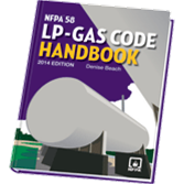 Nfpa 58 lp gas code handbook current edition 2014 for Nfpa 99 table of contents