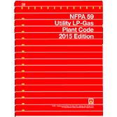 NFPA 59: Utility LP-Gas Plant Code