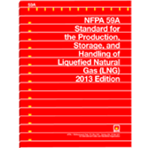 NFPA 59A: Standard for the Production, Storage, and Handling of Liquefied Natural Gas (LNG), Prior Years