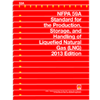 2013 NFPA 59A: Standard for the Production, Storage, and Handling of Liquefied Natural Gas (LNG)