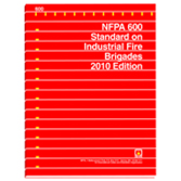 NFPA 600: Standard on Industrial Fire Brigades