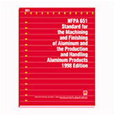 NFPA 651: Standard for the Machining and Finishing of Aluminum and the Production and Handling Alumi