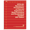 NFPA 664: Standard for the Prevention of Fires and Explosions in Wood Processing and Woodworking Facilities, Prior Years