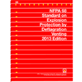 NFPA 68: Standard on Explosion Protection by Deflagration Venting