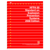 NFPA 69: Standard on Explosion Prevention Systems, Prior Years