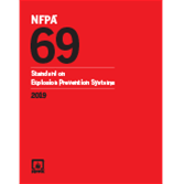 NFPA 69, Standard on Explosion Prevention Systems