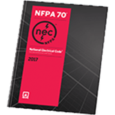 2017 NFPA 70: NEC - Current Edition