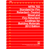 NFPA 703: Standard for Fire Retardant--Treated Wood and Fire-Retardant Coatings for Building Materials, Prior Years