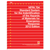 2012 NFPA 704: Standard System for the Identification of the Hazards of Materials for Emergency Response