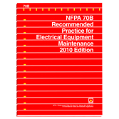 NFPA 70B: Recommended Practice for Electrical Equipment Maintenance, Prior Years