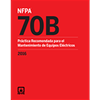 2016 NFPA 70B Recommended Practice, Spanish - Current Edition