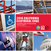 2016 California Electrical Code - Current Edition