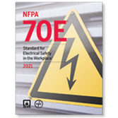 NFPA 70E, Standard for Electrical Safety in the Workplace