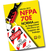 NFPA 70E®: Standard for Electrical Safety in the Workplace, Spanish