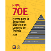 NFPA 70E, Standard for Electrical Safety in the Workplace, Spanish