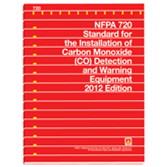 NFPA 720: Standard for the Installation of Carbon Monoxide (CO) Detection and Warning Equipment, Prior Years