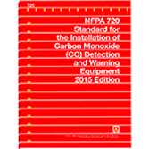 NFPA 720, Standard for the Installation of Carbon Monoxide (CO) Detection and Warning Equipment