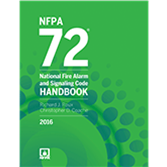 2016 NFPA 72 Handbook - Current Edition