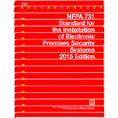 NFPA 731: Standard for the Installation of Electronic Premises Security Systems