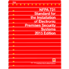 2015 NFPA 731: Standard for the Installation of Electronic Premises Security Systems