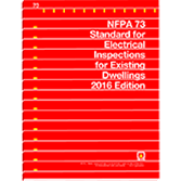 NFPA 73: Standard for Electrical Inspections for Existing Dwellings