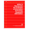 NFPA 75: Standard for the Fire Protection of Information Technology Equipment, Prior Years