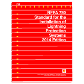 NFPA 780: Standard for the Installation of Lightning Protection Systems