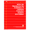 2014 NFPA 780: Standard for the Installation of Lightning Protection Systems