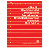 NFPA 791: Recommended Practice and Procedures for Unlabeled Electrical Equipment Evaluation, Prior Years