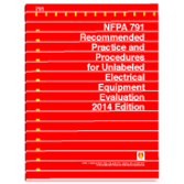 NFPA 791: Recommended Practice and Procedures for Unlabeled Electrical Equipment Evaluation