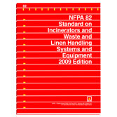 NFPA 82: Standard on Incinerators and Waste and Linen Handling Systems and Equipment, Prior Years