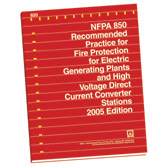 NFPA 850: Recommended Practice for Fire Protection for Electric Generating Plants and High Voltage Direct Current Converter Stations, Prior Years