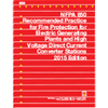 NFPA 850: Recommended Practice for Fire Protection for Electric Generating Plants and High Voltage Direct Current Converter Stations, 2015 Edition