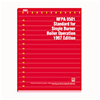 NFPA 8501: Standard for Single Burner Boiler Operation, 1997 Edition