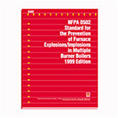 NFPA 8502: Standard for the Prevention of Furnace Explosions/Implosions in Multiple Burner Boilers