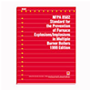 NFPA 8502: Standard for the Prevention of Furnace Explosions/Implosions in Multiple Burner Boilers, 1999 Edition