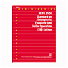 1996 NFPA 8504: Standard on Atmospheric Fluidized-Bed Boiler Operation