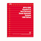 NFPA 8506: Standard on Heat Recovery Steam Generator Systems