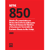 2015 NFPA 850, Spanish (Current Edition)