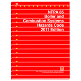NFPA 85: Boiler and Combustion Systems Hazards Code