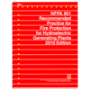 2010 NFPA 851: Recommended Practice for Fire Protection for Hydroelectric Generating Plants