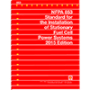 NFPA 853: Standard for the Installation of Stationary Fuel Cell Power Systems, 2015 Edition