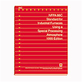 NFPA 86C: Standard for Industrial Furnaces Using a Special Processing Atmosphere, Prior Years