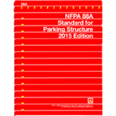 NFPA 88A: Standard for Parking Structures