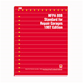NFPA 88B: Standard for Repair Garages