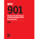 NFPA 901: Standard Classifications for Incident Reporting and Fire Protection Data